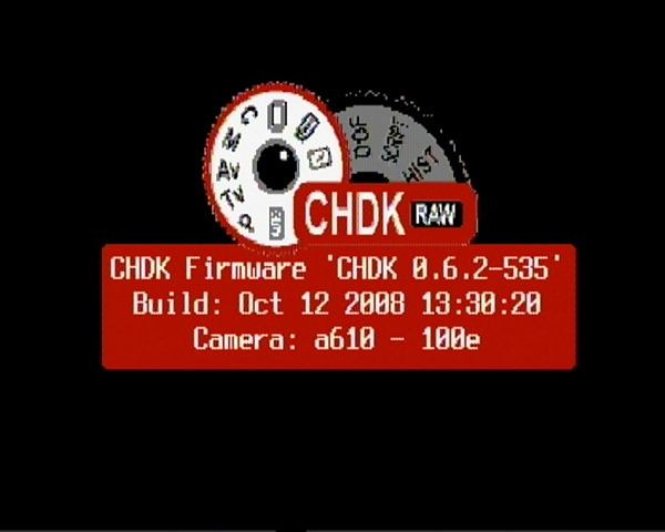 Chdk альтернативные прошивки