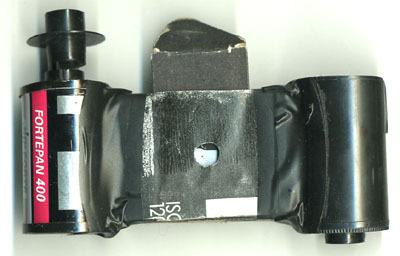 Сделай сам: фотоаппарат из спичечной коробки 1